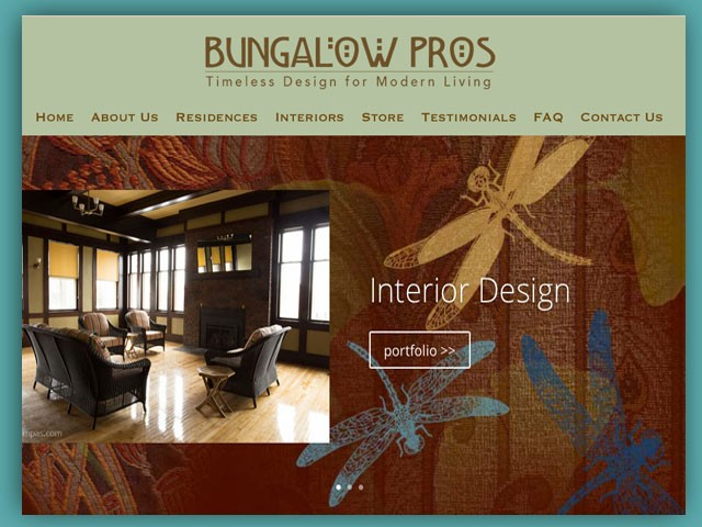 Website: Bungalow Pros