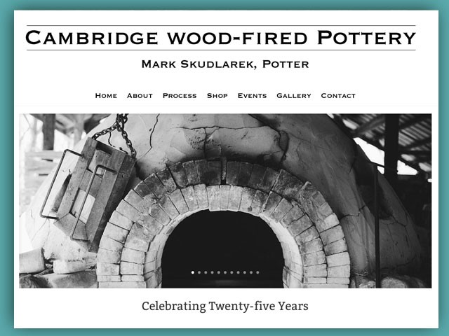 Cambridge Wood-Fired Pottery