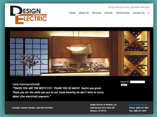 Design Electric Madison