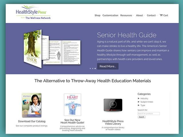 HealthStyle Press