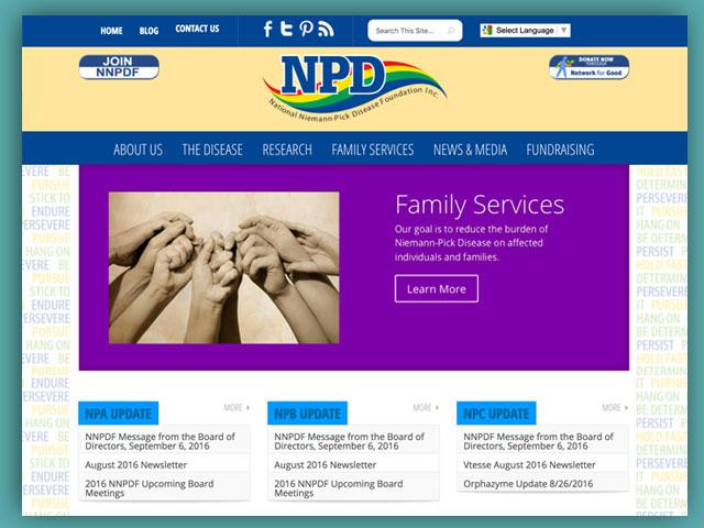National Niemann Pick Disease Association