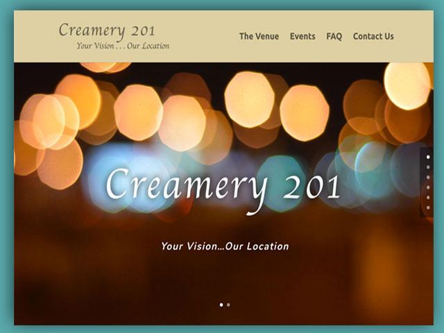 Creamery 201