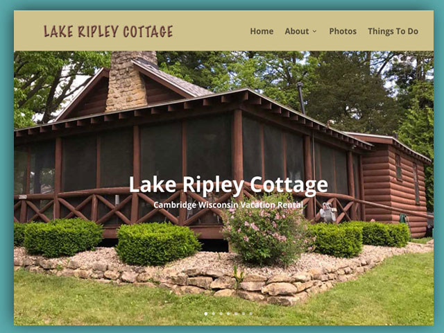 Lake Ripley Cottage