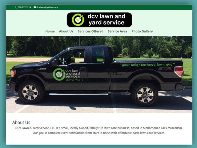 DCV Lawn & Yard Service